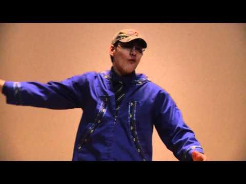 TEDx Anchorage 2012 Josiah Patkotak -- My Culture