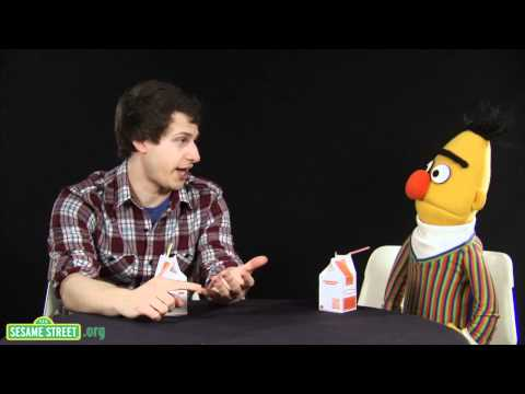 Sesame Street: Conversations with Bert: Andy Samberg, Part 2