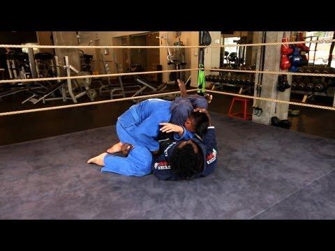 Triangle Choke | Brazilian Jiu Jitsu