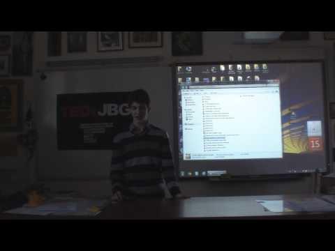TEDxJBG - Marijus Serys - Even statistics can be fun