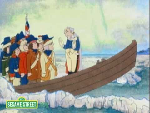 Sesame Street: George Washington Explains