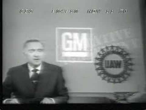 The 1970 General Motors Strike - Part 3 (Settlement)