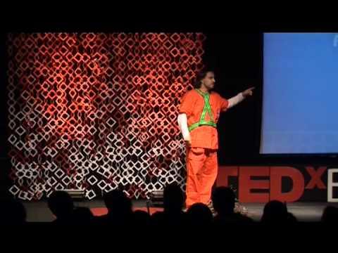 Public Invisibility: Fernando Braga at TEDxBeloHorizonte
