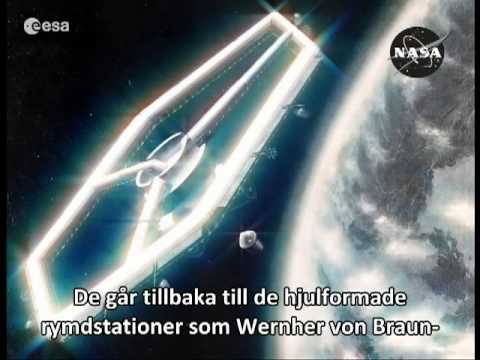 Space in Bytes - Science Fiction Science Fact (Svenska)
