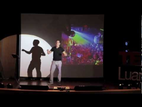 TEDxLuanda - Yago de Quay - Music, Motion, Mind and Machines