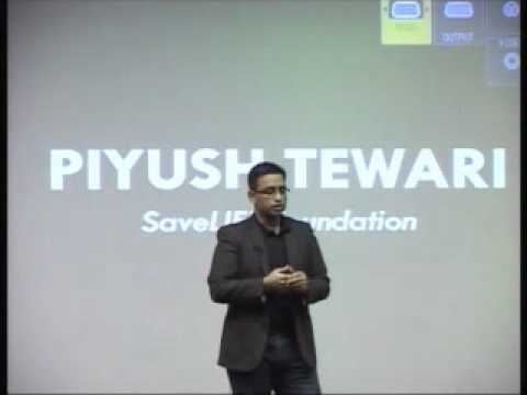 TEDxConnaughtPlace - Piyush Tewari - Innovation in emergency medical response
