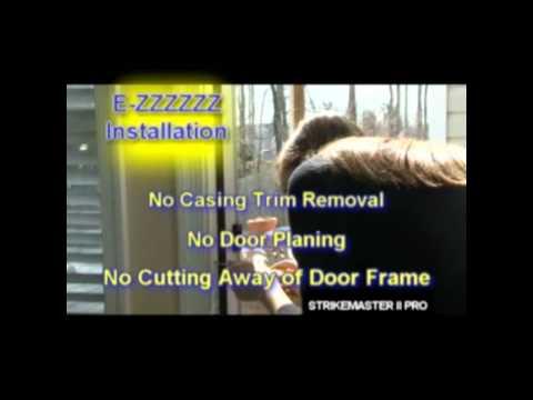 StikeMaster II Pro Door Frame Casings