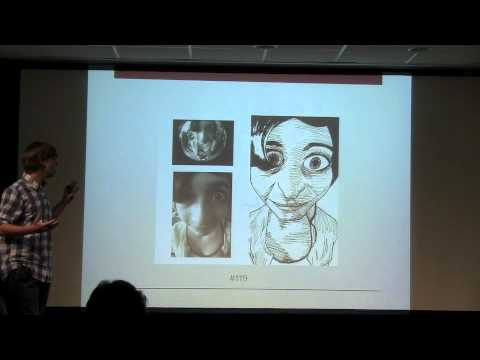 TEDxWestportLibrary-  Carson Einarsen - FACES Art Project