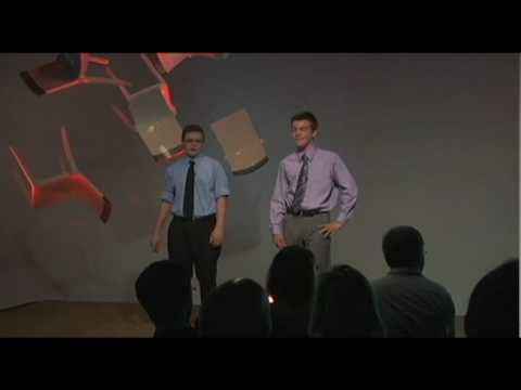 TEDxCreativeCoast - Emery McGaha & Ross Marnock - Film as Education