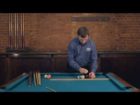 Pool Trick Shots / TV Shots: Progression Jump