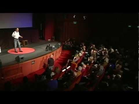 TEDxThessaloniki - Onic V. Palandjian - My passport to εὐδαιμονία (happiness +)