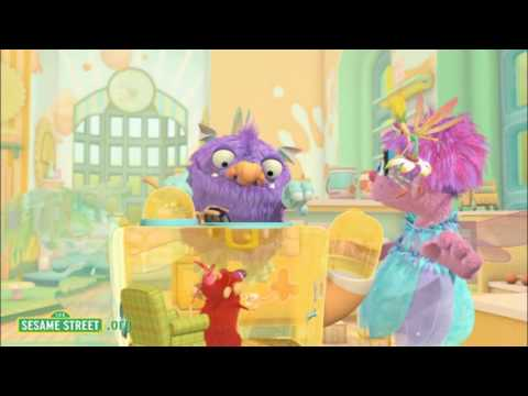 Sesame Street: Abby's Flying Fairy School