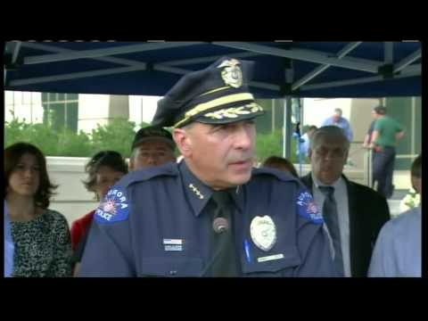 Watch Aurora, Co. Press Conference on Deadly Shootings
