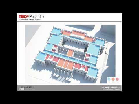 TEDxPresidio - Paul Woolford - The Old Mint