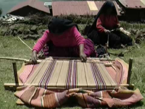Taquile and its Textile Art