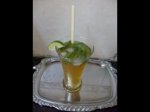 Virgin Mojito Mocktail Recipe (NON Alcoholic) Beat the Summer Heat!