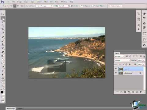 Photoshop CS6 Tutorial: Introduction to Layers - Part 2