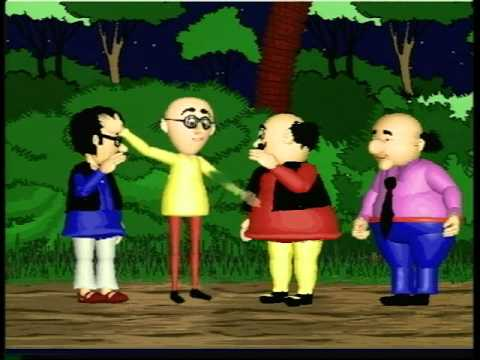Puppet Show - Lot Pot - Episode 150 - Motu Patlu or Kahzana -  Kids Cartoon Tv Serial - Hindi