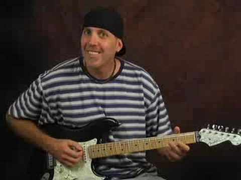 Ska Reggae guitar lesson in style of Sublime