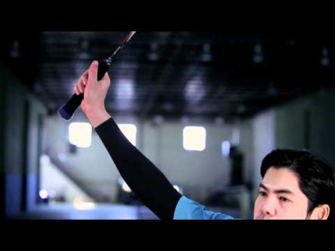 Overhead Clear Shot   How to Play Badminton