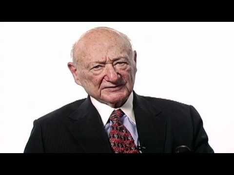 What Keeps Ed Koch Up At Night