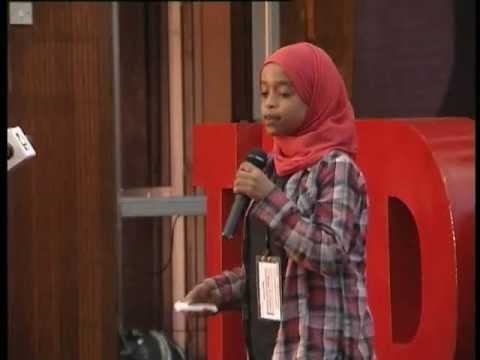TEDxYouth@Khartoum: Waad I. Osman: Stopping Wars, Nov. 26.11