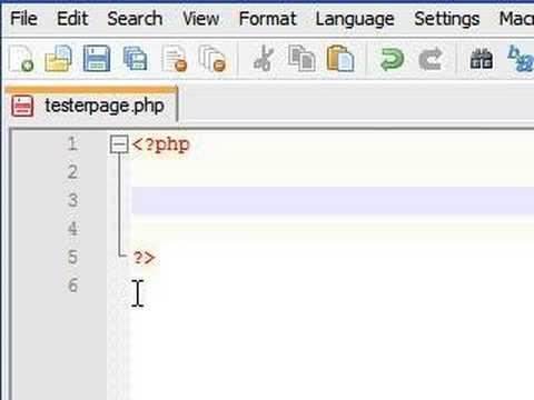 PHP Tutorial - 2 - Basic Output and Variables