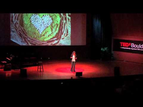 TEDxBoulder - Diane Israel -  Messenger of the Unspeakable