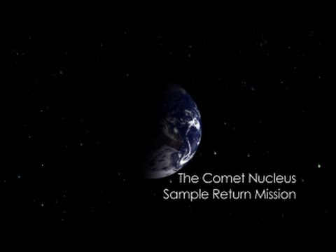 NASA | Developing a Comet Harpoon for Sample Return