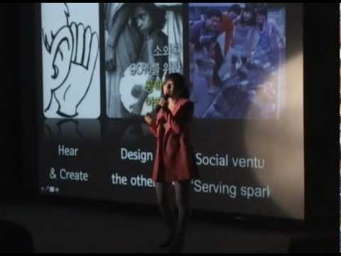 TEDxKAISTChange - Yewon Yeo - Just go for Big Value