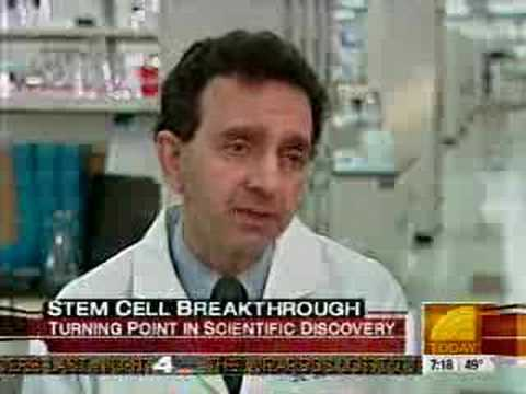 Stem Cells - Jonathan Moreno on The Today Show