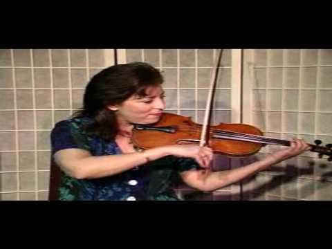 "Violin Lesson - Song Demonstration - ""I Cannot Go With You."""