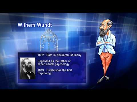 Top 100 Greatest Scientist in History For Kids(Preschool) - WILHELM WUNDT