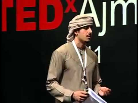 TEDxAjman - Jalal Bin Thaneya - Campaigning For The Challenged