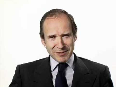 Simon de Pury:  How do you handle the stress of an auction?