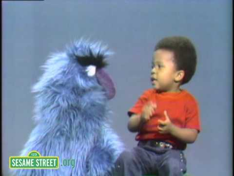 Sesame Street: John John and Herry Up and Down