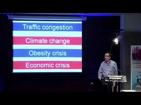 TEDxCarlton - Gil Penalosa - Creating 8-80 Cities, from thinking to doing