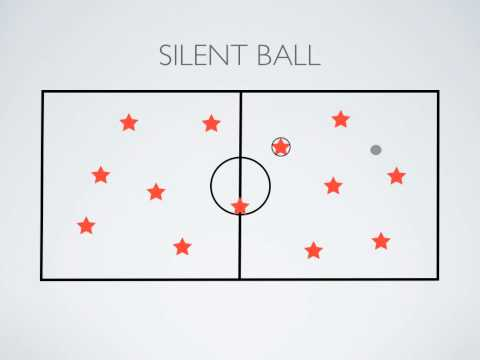 P.E. Games - Silent Ball