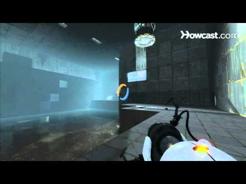 Portal 2 Secrets / Chapter 2 - Room 06/22 - Final Transmission