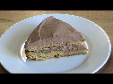 White Chocolate Cake - RECIPE