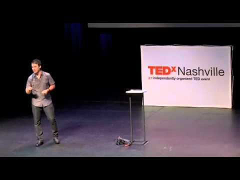 TedxNashville - Jeremy Cowart - A Picture is Worth