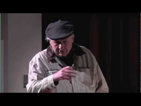 "TEDxUCSB Walter Kohn ""Prospects for an Earth Powered Predominantly by Solar and Wind Energy"""