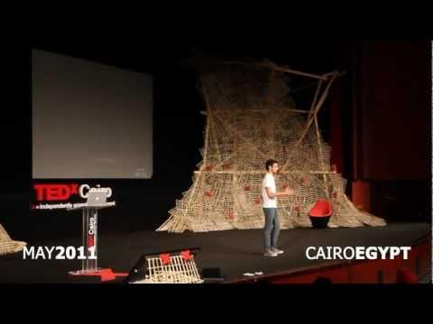 TEDxCairo - Mina Shenoda - An Egyptian Tale !
