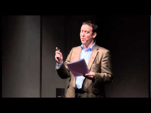 TEDxMelbourne - Mike Penrose - How wealth creation can save lives in emergencies