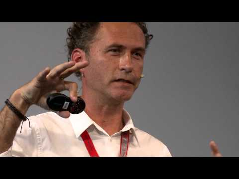 The Plantation Chair: Werner Aisslinger at TEDxBerlin
