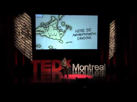 TEDxMontreal - Hugh McGuire - The Blurring Line Between Books and the Internet