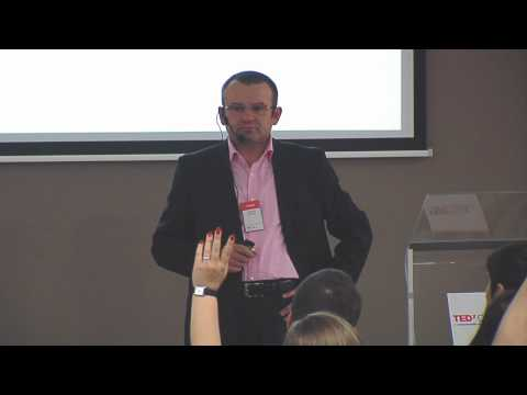 TEDxCluj - Eusebiu Burcas - Financial education for the future of Cluj