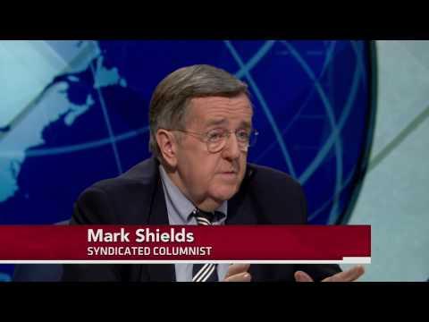 Shields, Brooks on Spill's Politics