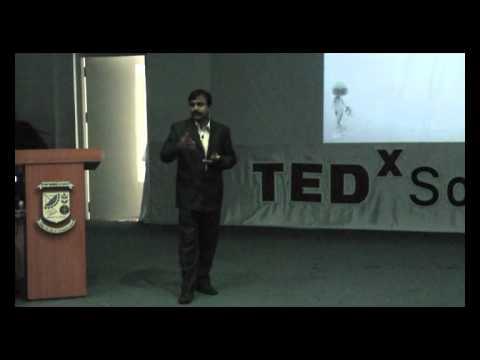 TEDxSonaCollege - Rajan Ramachandran - Interdependence between software and industry