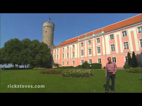 Tallinn, Estonia: Two Medieval Towns